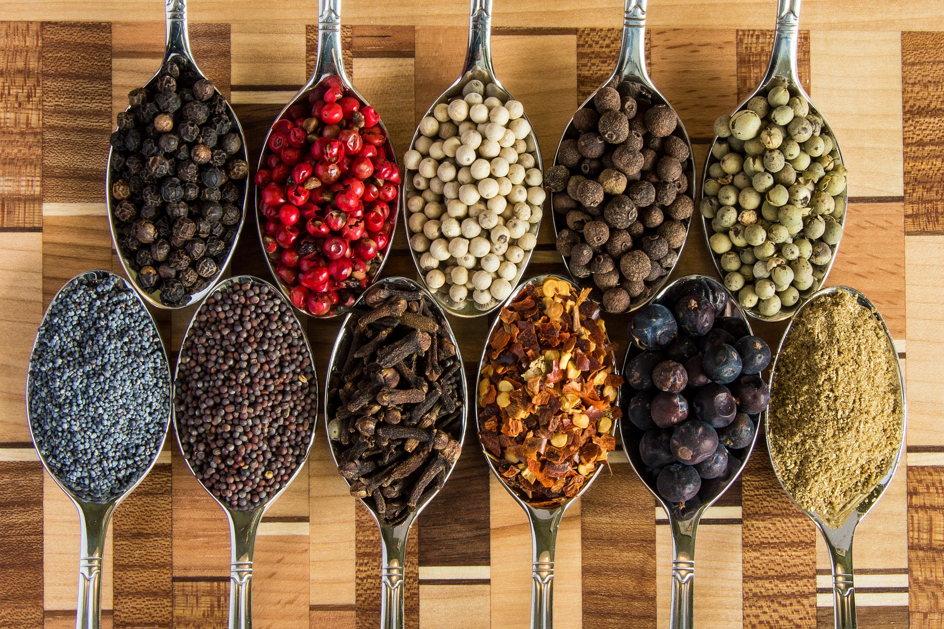 Herbs and Spices— Getting to Know the Difference